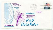 1972 R&D Data Relay USAF Program 313 Atlas-Agena Cape Canaveral SPACE NASA USA