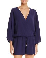 VINCE CAMUTO Crossover-Front Romper Swim Cover Up, M/L