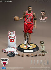 ENTERBAY 1/6 NBA Collection RM-1064 Chicago Bulls Scottie Pippen Action Figure