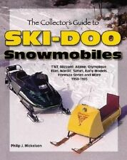 Ski-do Snowmobiles: The Collector's Guide by Phillip J Mickelson (Hardback,...