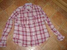 ABERCROMBIE & FITCH LADIES SHIRT/BLOUSE,SIZE L, G/C,DESIGNER LADIES TOP