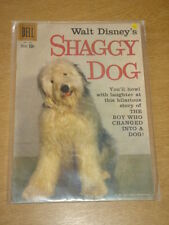 FOUR COLOR #985 VG (4.0) DELL COMICS SHAGGY DOG MAY 1959 COVER A