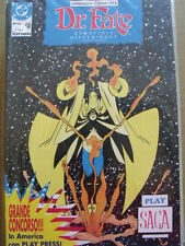 DR. FATE N°17 - Dematteis Giffen Hunt ed. Play Press   [SP13]