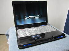 DELL XPS M1730 EXTREME GAMING LAPTOP 2.8 GHz  8GB 250GB SSD NVIDIA 8800 GTX SLI