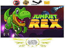 JumpJet Rex PC & Mac Digital STEAM KEY - Region Free