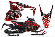 YAMAHA VIPER 2014-2016 SNOWMOBILE SLED WRAP GRAPHICS KIT CREATORX SXR