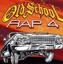 Vol. 4-Old School Rap - Old School Rap (1999, CD NEUF)