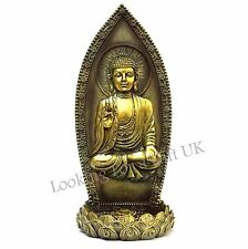 Thai Buddha Incense Stick Holder freestanding or wall hanging