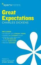 Great Expectations SparkNotes Literature Guide (SparkNotes Literature-ExLibrary