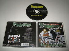 THE SPUDMONSTERS/NO GUARANTEES(MASSACRE/MASS CD 050)CD ALBUM