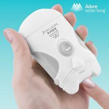 Elektrische Nagelfeile, Nagelschneider mit Led Licht
