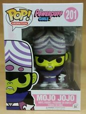 New MOJO JOJO Funko Pop! Animation The Powerpuff Girls Vinyl Figure 201