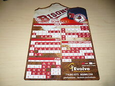 NEW! BUFFALO BISONS 2016 Magnetic and Pocket Schedule, Magnet, Toronto Blue Jays