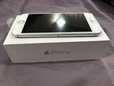 Apple iPhone 6 - 64GB - Silver (Factory Unlocked) Smartphone
