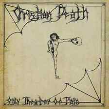 CHRISTIAN DEATH-ONLY THEATRE OF PAIN  (US IMPORT)  CD NEW