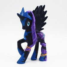 My Little Pony Friendship Princess LUNA NIGHEMARE MOON With Crown Figure Toys