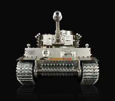 High Simulation 100% Metal HengLong 1/8 German Tiger I RTR RC Tank Model 3818