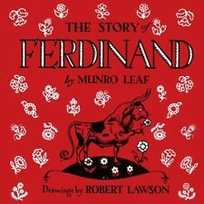 The Story of Ferdinand by Munro Leaf, Paperback 2011, New, Free Shipping