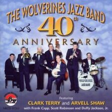 40th Anniversary - Wolverines Jazz Band (2002, CD NEUF)
