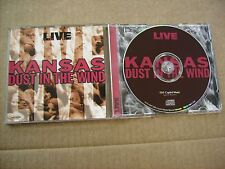 KANSAS - DUST IN THE WIND - CD EXCELLENT CONDITION 1997