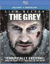 The Grey  (Blu-ray Disc, 2015)  LIKE NEW