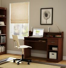 Small Computer Desk Cherry Writing Laptop PC Student Home Office Bed Room Dorm