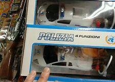 Auto filo comandata polizia kit gioco di qualità giocattolo toy a35