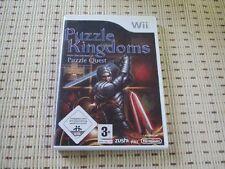 Puzzle Kingdoms für Nintendo Wii und Wii U *OVP*