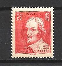 France 1935 Yvert n° 306 neuf ** 1er choix