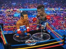K-1 Fighter New Zealand Ray Sefo Holland Remy Bonjasky Boxing Ring Figure BFA596