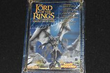 Games Workshop Lord of the Rings Gulavhar Terror of Arnor Metal Figures New LoTR