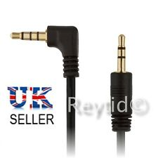 2.5mm to 3.5mm GOLD TALKBACK CABLE FOR XBOX ONE TURTLE BEACH GAMING HEADSETS