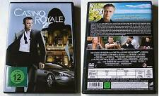 James Bond - Casino Royal .. 2006 Sony DVD TOP