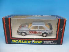 Scalextric C308 Ford XR3 Siver unused boxed