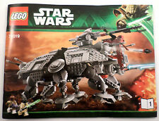 Star Wars Lego Instruction Manual Booklet Only #75019 Book 1 & 2
