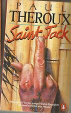 Saint Jack - Paul Theroux - Penguin - Acceptable - 1986 Penguin Paperback
