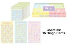 Baby Shower Bingo Game by Amscan - 382380