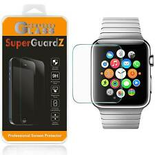 2X SuperGuardZ® Tempered Glass Screen Protector For Apple Watch Series 2 42 mm