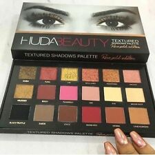 Huda Beauty Rose Gold Palette Glister Textured Shadows Palette