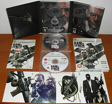 Kane & Lynch 1: Dead Men - Limited Edition + bonus disc CD, Xbox 360, Pal-UK