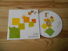 CD JAZZ Jean quadrato-Same/Untitled (7) canzone PRIVATE PRESS