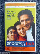 SHOOTING FISH CIC Video Ezy Home Video VHS Kate Beckinsale, Stuart Townsend