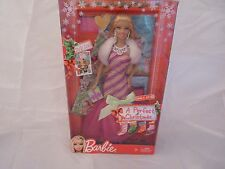 2011 A Perfect Christmas Barbie Doll Target Exclusive  -  NRFB!