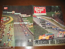 AUTOSPRINT 1971/33-34=STEWART CAN-AM TYRRELL=PETERSON FERRARI=