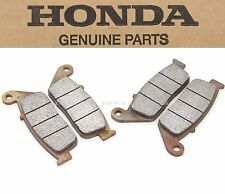 New Genuine Honda Front Brake Pad Set PC800 VFR750F ST1100 CBR (Notes/Years)#R33