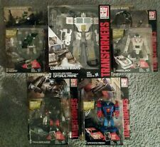 TRANSFORMERS COMBINER WARS LOT OPTIMUS MAXIMUS SET HOUND WHEELJACK SMOKESCREEN