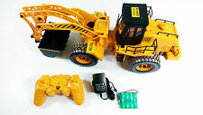 SALE Radio Control JCB Style Huge Working Digger Crane RC Lorry Model Truck Toy