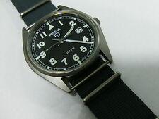 PULSAR G10 BRITISH ARMY/RAF ISSUE WATCH 2009 EXCELLENT