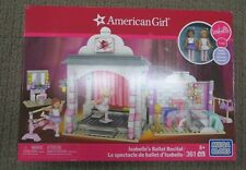 New Mega Bloks American Girl Isabelle's Ballet Recital Construction Set A42