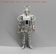 Doctor Who THE TENTH PLANET CYBERMAN Action Figure old lost color